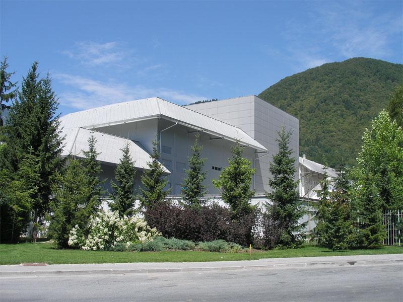 Zaključen velik inženirski projekt v Calcitu calcit stavba b