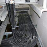 Nizkonapetostni kabelski razvod