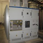 Industrijska transformatorska postaja, tipsko testirani stikalni blok, TTA
