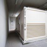 Kontejnerska energetska naprava