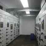Industrijska transformatorska postaja, Sodoben NN stikalni blok, zbiralnični sistem