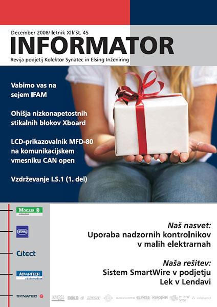 Informator številka 45 informator 45 b