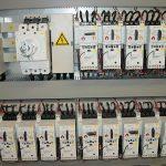 Napajanje in zaščita elektromotornih pogonov MCC