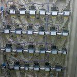 Pnevmatske inštalacije, krmiljenje tehnoloških procesov